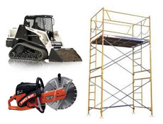Equipment rentals in Langley, Clinton, Freeland, Greenbank and Coupeville