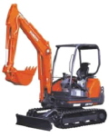 Where to rent Excavator, KX71, 9  2 way blade in Langley WA