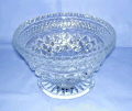 Where to rent Candy Dish, Round w foot 7 x4  Antique in Langley WA