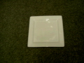 Where to rent Square Plate, Salad White 8.5 in Langley WA