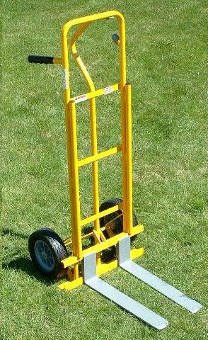 Where to find Fork Dolly, Std Wheels Hand Truck in Langley