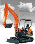 Where to rent Excavator, KX121, 11 in Langley WA
