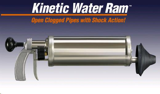 Where to find Water Ram, Kinetic in Langley