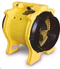 Where to find Blower, Axial Manhole Fan -Yellow in Langley