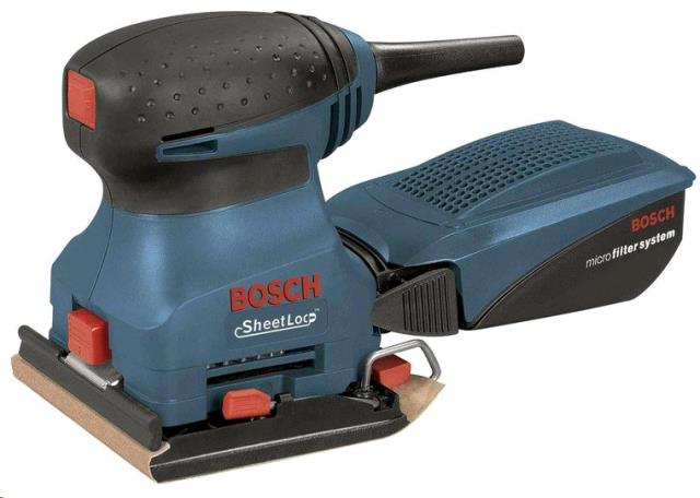 Where to find Sander, Plate Vibrator Bosch. in Langley