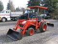 Where to rent Tractor, w Grading Blade 21hp in Langley WA