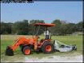 Where to rent Tractor, w Brush Hog 21hp in Langley WA