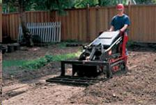 Where to find Dingo Loader, w  Small Leveler in Langley